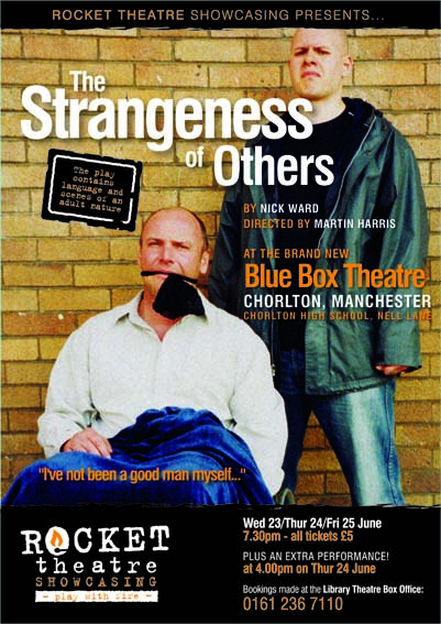 The Strangeness of Others Poster.