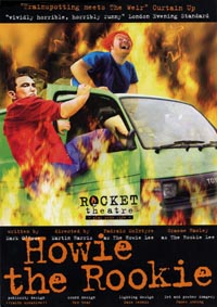 Howie the Rookie poster