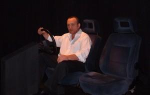 Antony Bessick as The Man